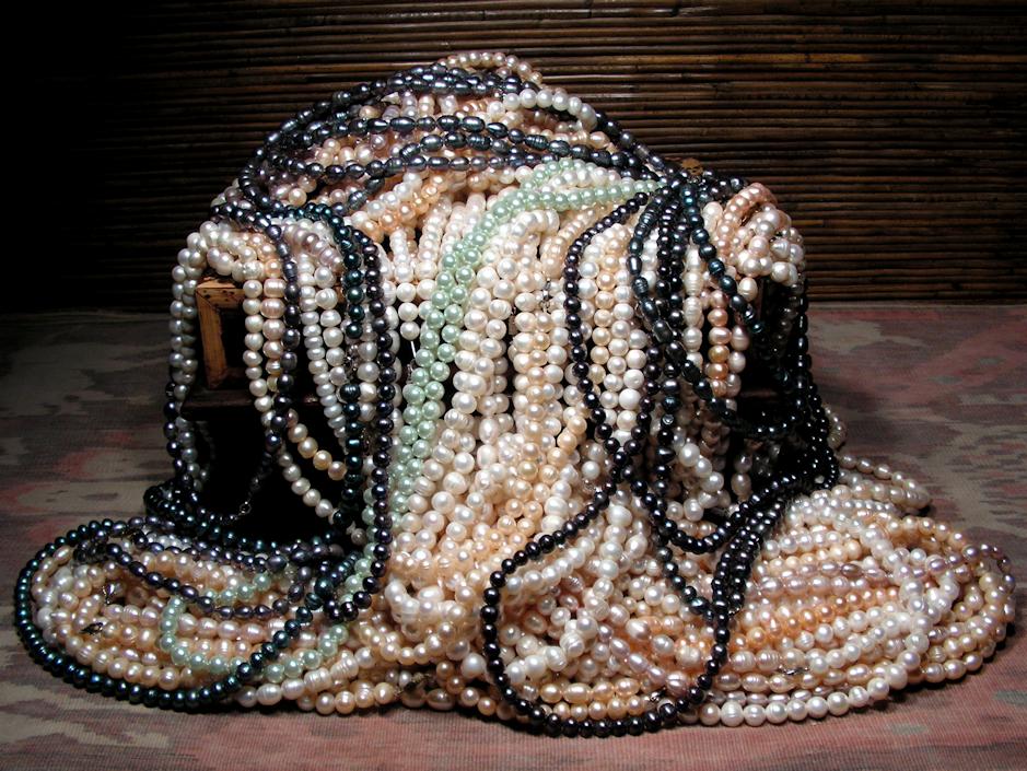 perły