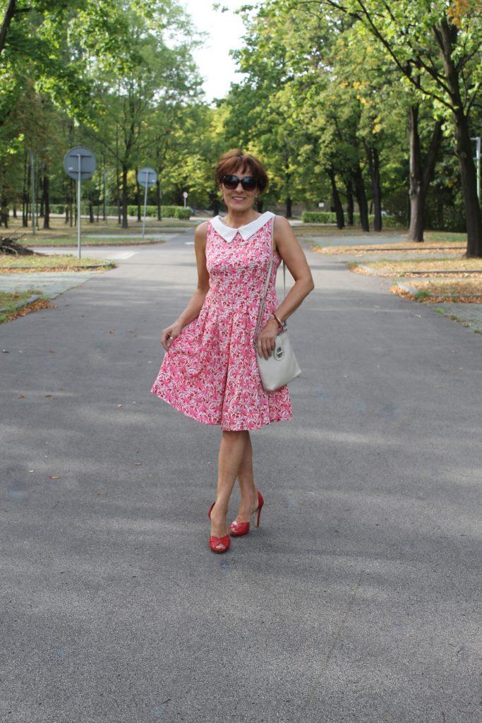 30b90f7477 POMYSŁ AUTORSKI  Moja  ) czerwona sukienka » I am every Woman - O ...